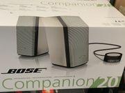 Bose Boxen neu
