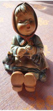 Hummel Figur Hum 69 Strickliesl -