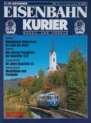 Eisenbahn Kurier-Modell und Vorbild 11
