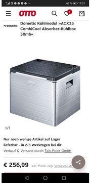 dometic camping Kühlschrank unbenutzt