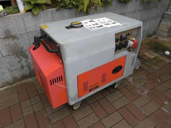 Diesel Stromerzeuger 5 KW