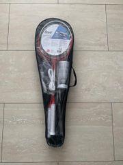 Verkaufe neue Badminton Set
