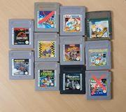 Gameboy Spiele Klassiker Game Boy