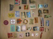 Für Sammler Schöne exotische Magnete