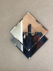 Design-Spiegel 60 x 50 cm