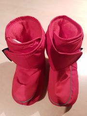 Thinsulate Baby-Boots Winterschuhe Überzieher rot