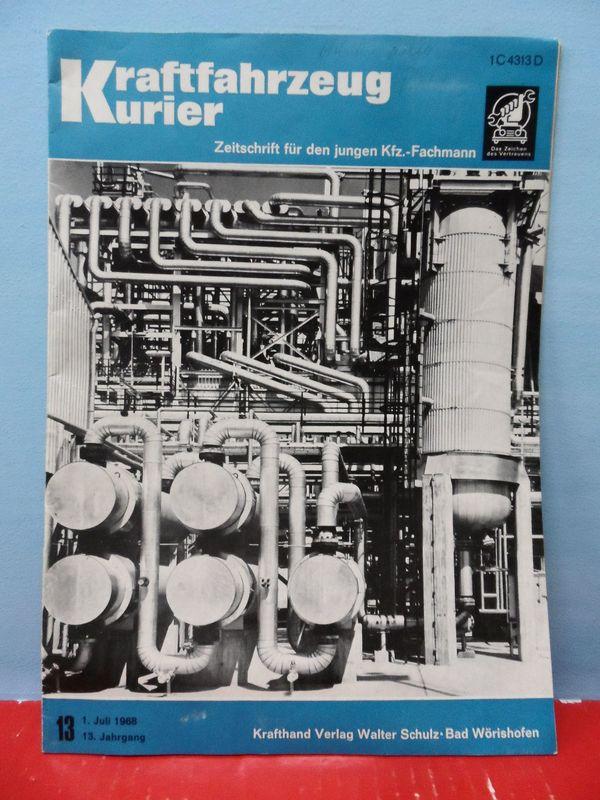Oldtimer Youngtimer - Zeitschrift - Kfz - Kurier