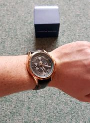 Tommy Hilfiger Herren-Armbanduhr Analog Quarz