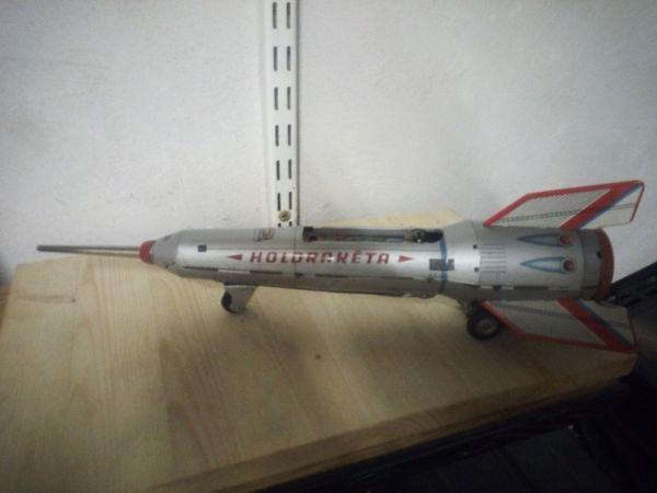 Blech Rakete
