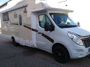 Wohnmobil Ahorn SM Country Modell