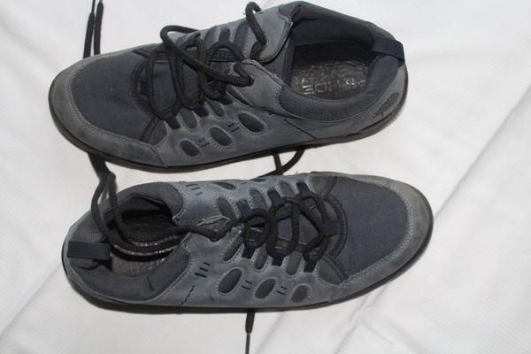 Verkaufe blau/graue Sportschuhe von Röhde Größe 39