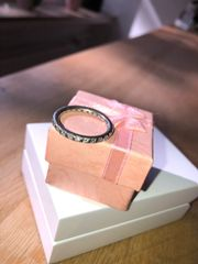 750er Weißgold 18 Karat Ring