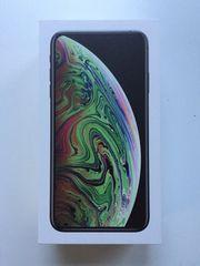 iPhone XSmax space-grey 256GB von