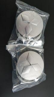 4252A060 Nabenzierkappe Felge silber für