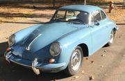1959 Porsche 356A 1600 Reutter