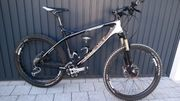 Carbon Mountainbike ghost htx 5800