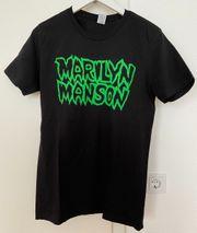 Marilyn Manson T-Shirt und Biografie