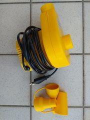 Komfortluftmatratze Duo mit elektr Pumpe