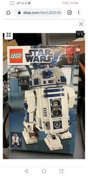 Lego R2 d2