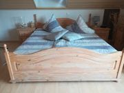 Massiv Holz Schlafzimmer