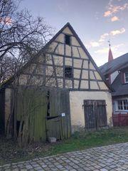Wohnscheune im Fränkischen Seenland