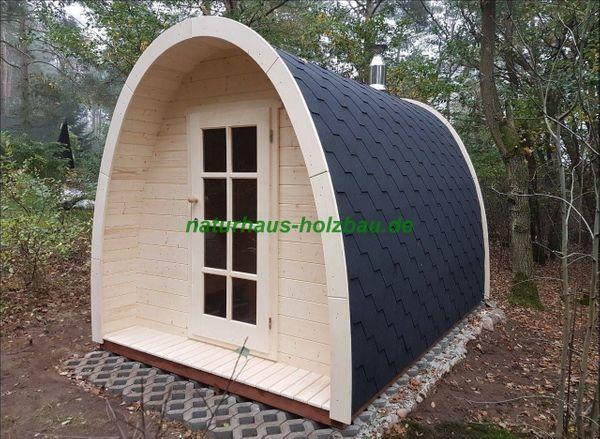 Sauna Pod, Camping Pod, Fasssauna, Schlaffass, Saunafass ...