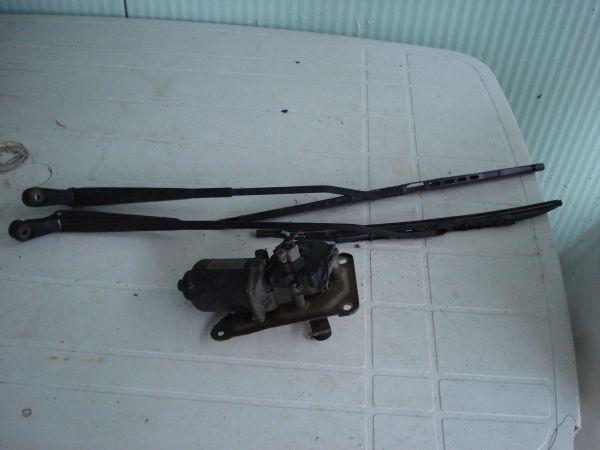 Wischermotor plus 2 Wischerarme für