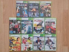 Xbox 360 - XBox 360 Spiele X Box