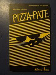 Inkl Versand Pizza-Pate - Freiburg-Krimi von