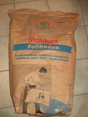 Fußbodenausgleichs-Schüttung Staubex Perlite