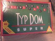 Spiel Brettspiel Typ Dom OVP