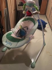 Elektrische Babywippe