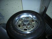 Chevy Stahlfelgen 70er Camaro usw