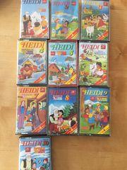 Heidi TV Geschichten 10 Folgen