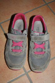 grau-rosa Halbschuhe von Superfit Gr 32