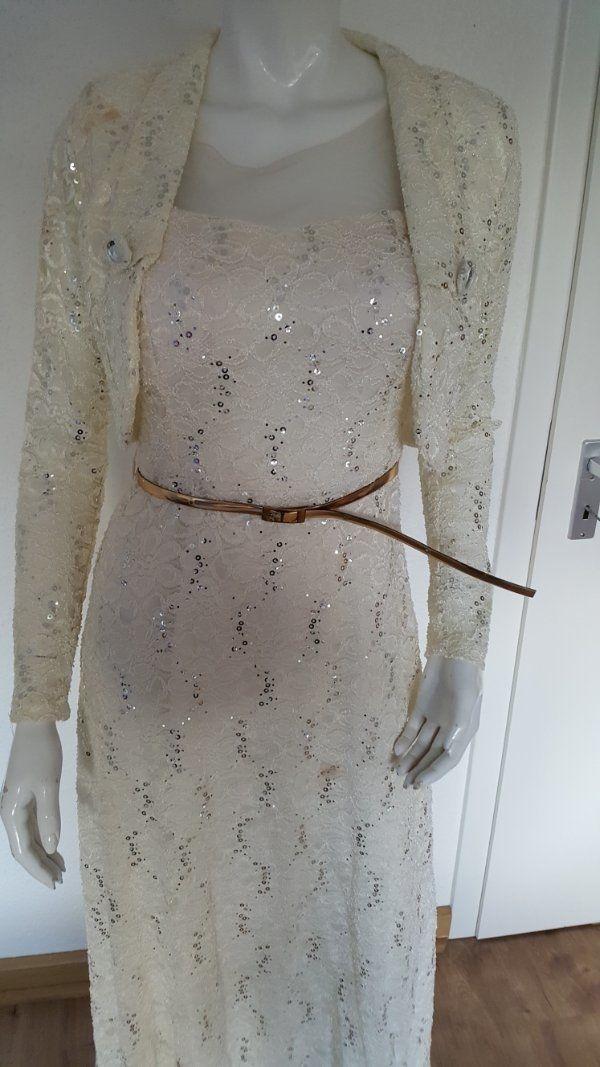 Brautkleid Abendkleid Gr 38
