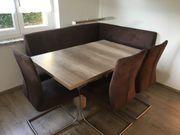 Küchentisch mit Eckbank und Stühle