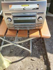 Radio toyota verso
