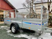 Brentex Anhänger 325x150 1200kg