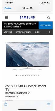 Samsung SUHD 65 Zoll 4K