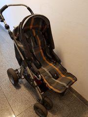 Kinderwagen Hartan Racer Stabil und