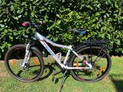 Fahrrad Mädchen