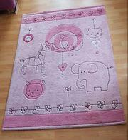 Teppich Kinderteppich fürs Kinderzimmer 115x170
