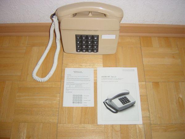 Wandtelefon LX01der DP mit Hörerschnur