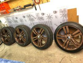 Verkaufe GLK Sommer Reifen