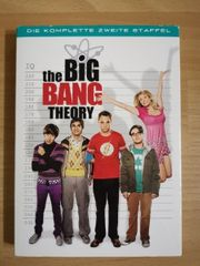 the Big Bang Theory - Staffel