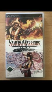 PSP Spiel - Samurai Warriors State