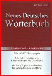 Karl-Heinz Göttert - Neues Deutsches Wörterbuch