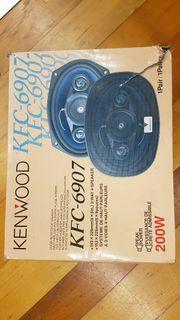 Kenwood Auto Boxen Lautsprecher