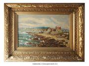 Bild englische Küste